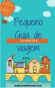 PEQUENO GUIA DE VIAGENS-DIABETES